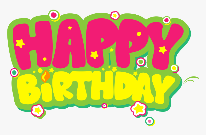 Happy Birthday Clipart Hd, HD Png Download, Free Download