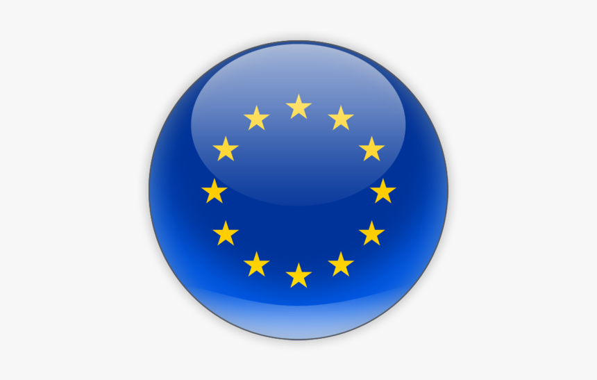 Download Flag Icon Of European Union At Png Format - Europe Logo Rond Png, Transparent Png, Free Download