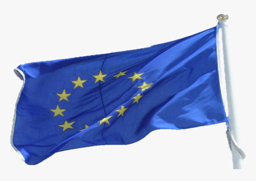 Europe Clipart Flag European Union - Transparent Eu Flag, HD Png Download, Free Download