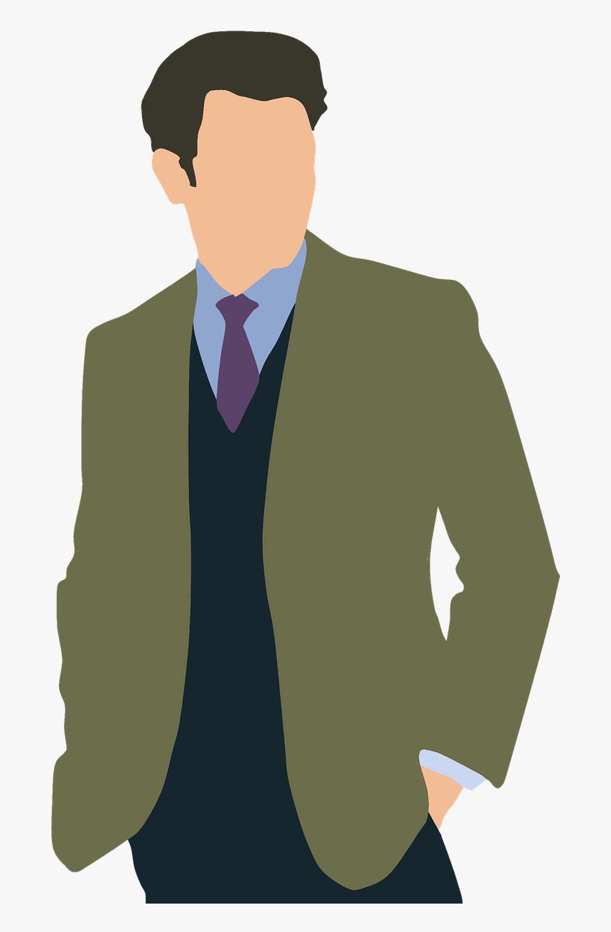Man, Model, Men Clothing, Suit, Fashion - Clothing, HD Png Download, Free Download