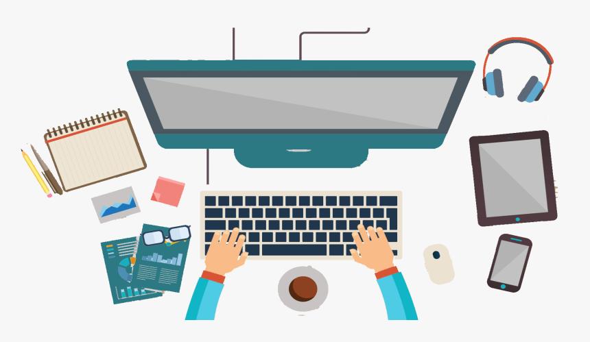 Web Developer Png - Web Design, Transparent Png - kindpng