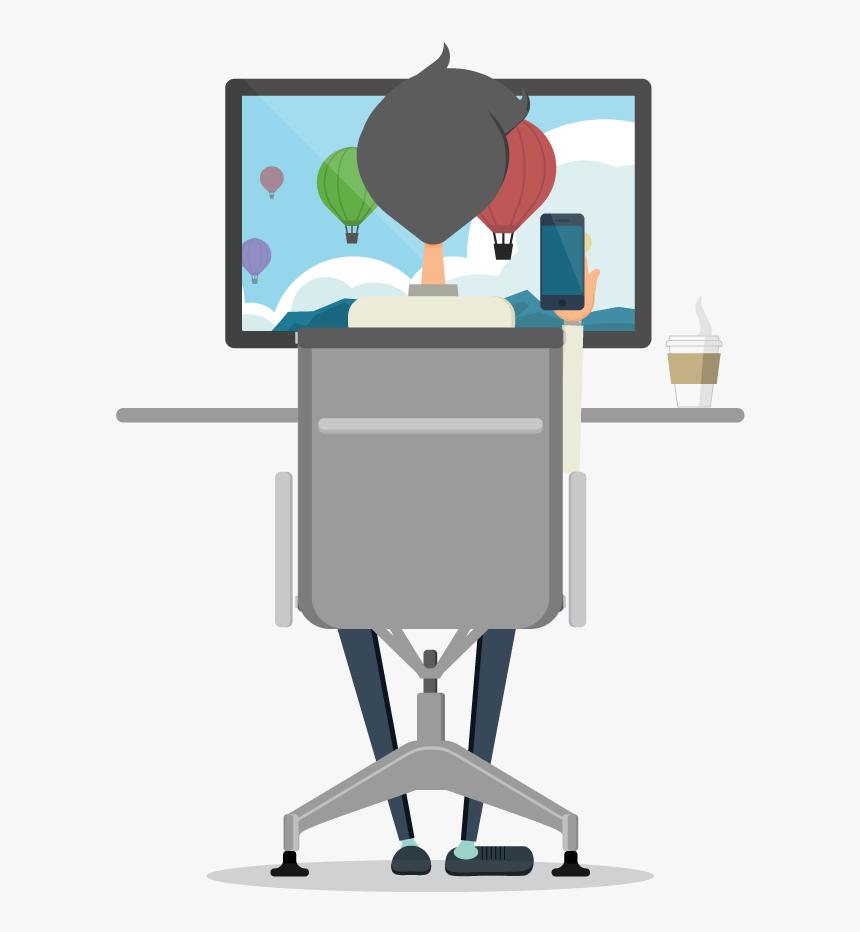 Developer Character - Developer Images Png, Transparent Png, Free Download