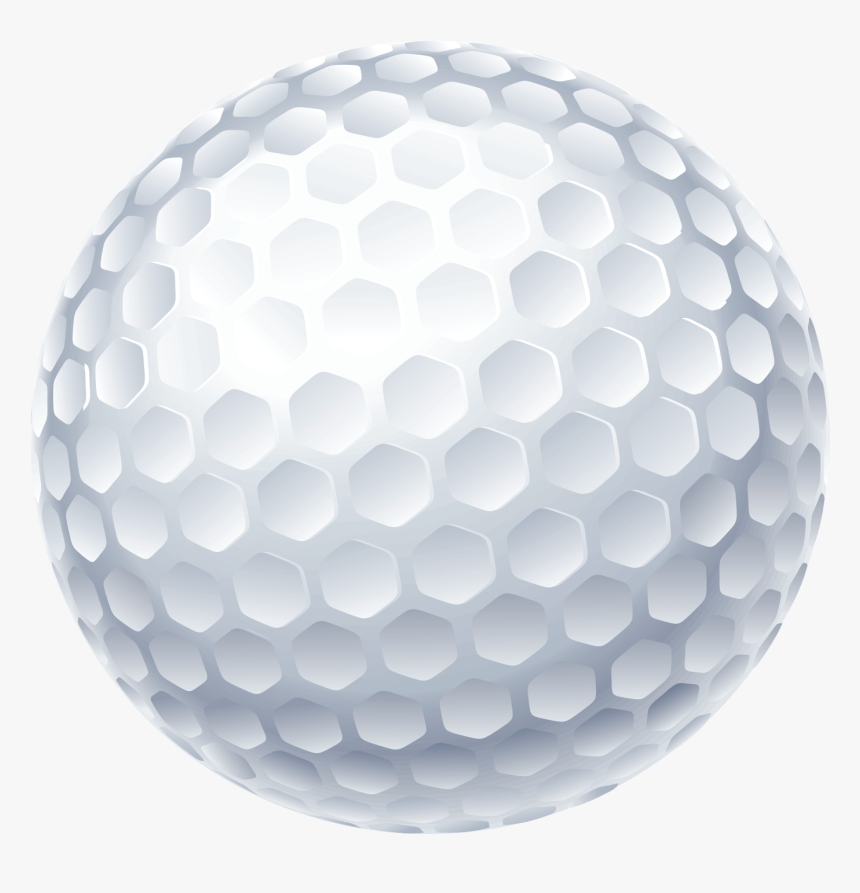 Golf Ball Clipart Png Image Free Download Searchpng - Transparent Background Volleyball Clipart, Png Download, Free Download
