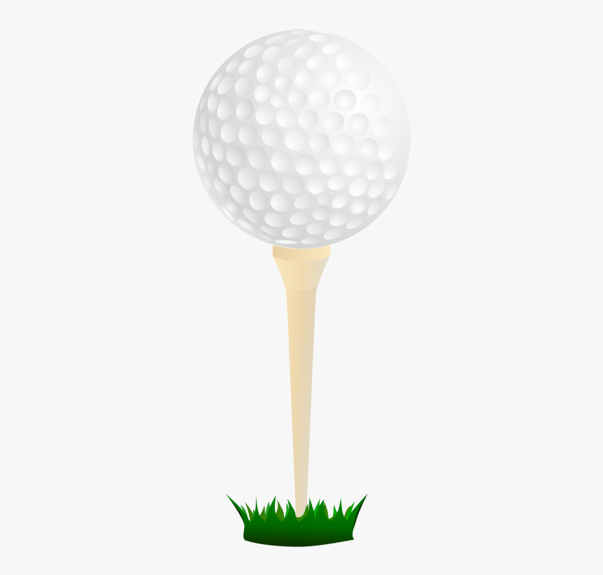 Golf Ball Free Download Transparent Png Images - Golf Ball Teed Up Png, Png Download, Free Download