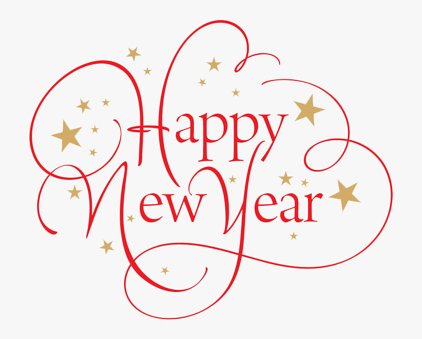 Happy New Year Png - Happy New Year Transparent, Png Download, Free Download
