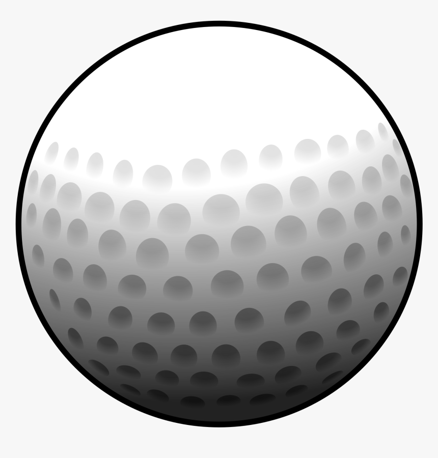Golf Ball Vector Png Golf Ball Png Cartoon Transparent Png Kindpng