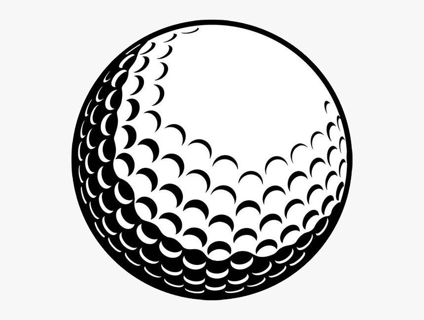 Transparent Golf Ball Clipart No Background Svg Golf Ball Vector Hd Png Download Kindpng