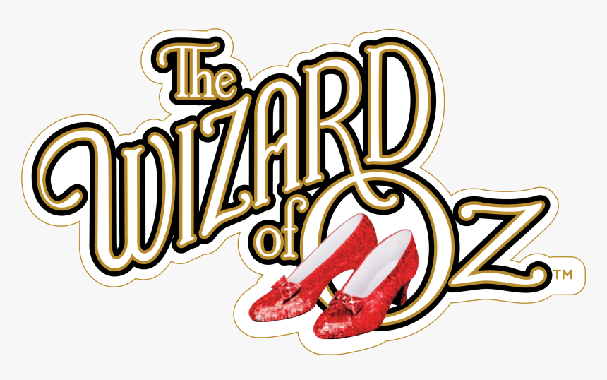 Wizard Of Oz Border Hd Jersey Jack Announces Yellow - Wizard Of Oz Title Png, Transparent Png, Free Download