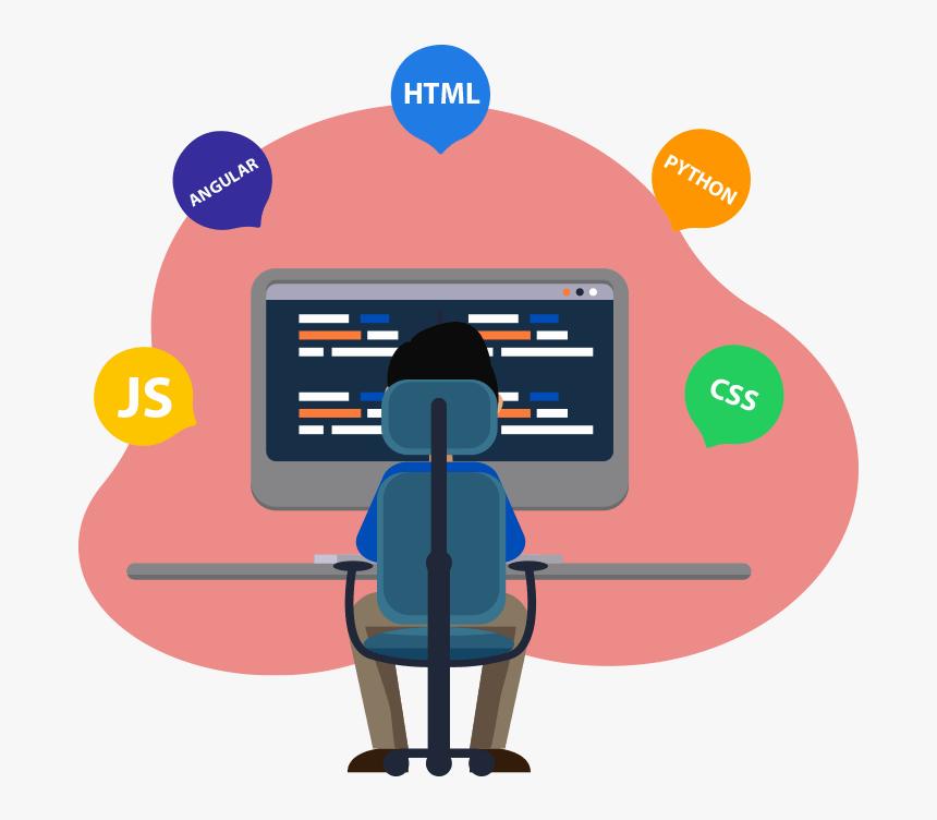 Full Stack Developers - Developer Png, Transparent Png, Free Download