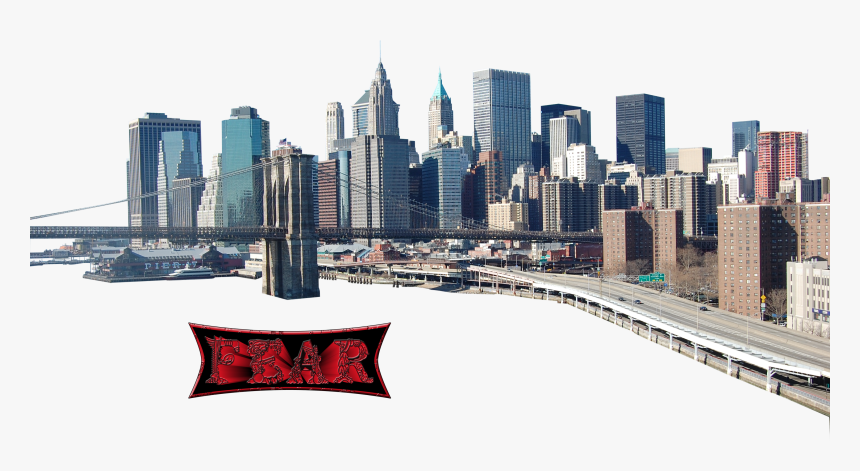 New York City, - New York Brooklyn Png, Transparent Png, Free Download