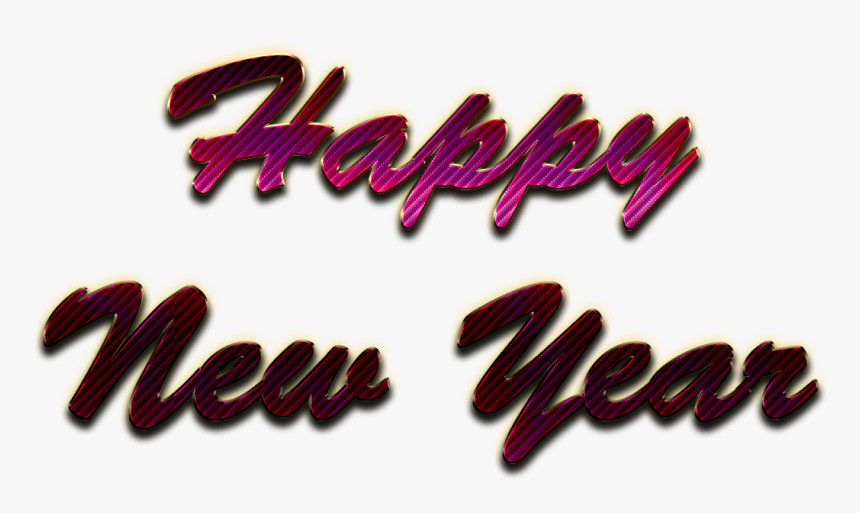 Happy New Year Letter Transparent Png - Happy New Yeae Png, Png Download, Free Download