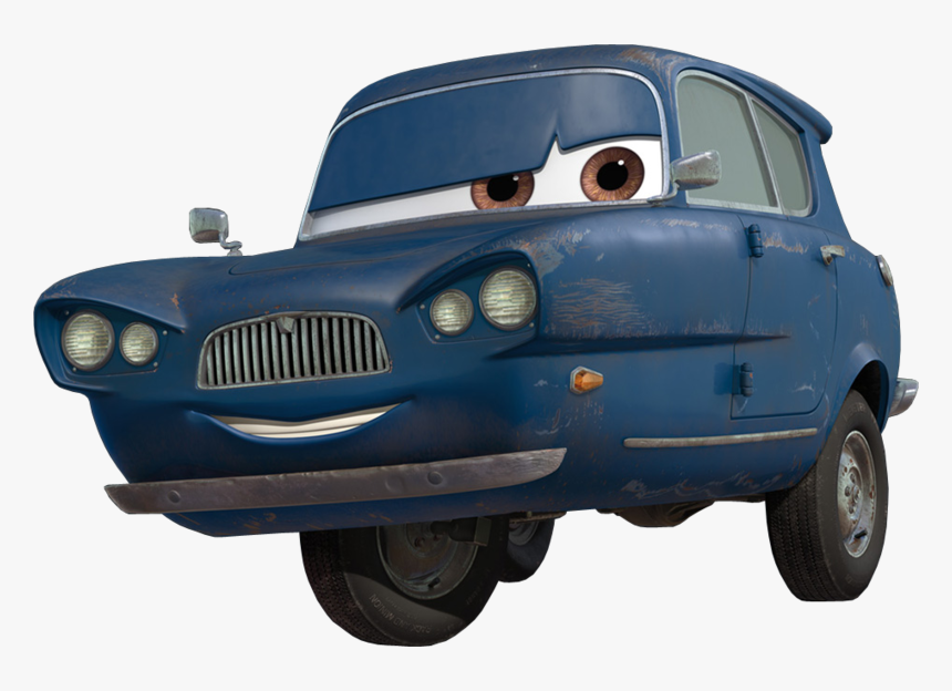 Transparent Cars Movie Logo Png - Disney Cars 2 Character, Png Download, Free Download