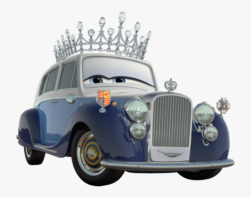 Queen Of England Cars 2, HD Png Download, Free Download