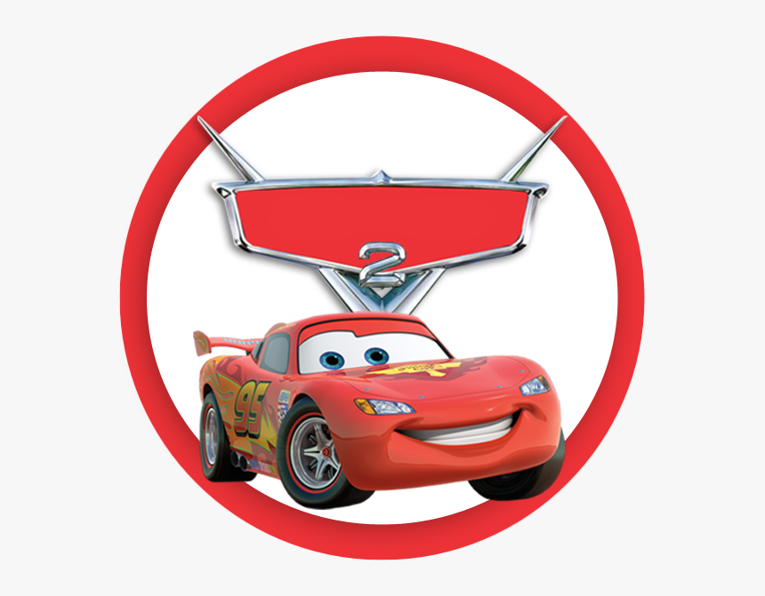 Car Themed Parties, Twin Birthday Parties, Race Car - Cars 2 Lightning Mcqueen, HD Png Download, Free Download