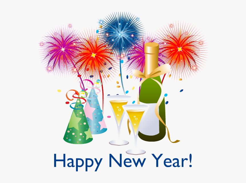 New Year Png Clipart, Transparent Png, Free Download
