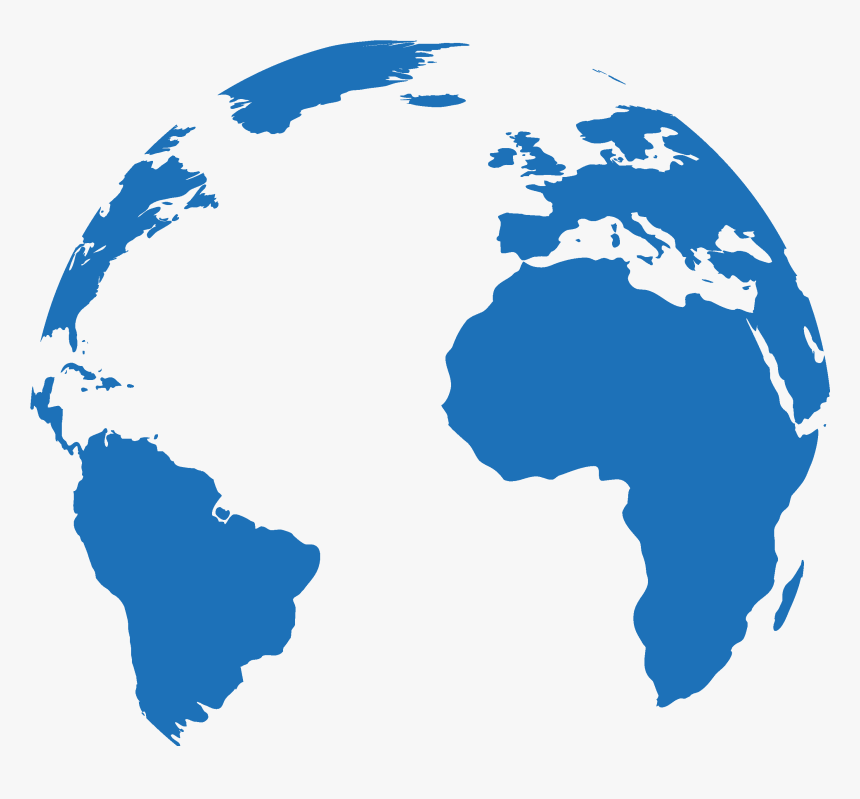 World Map Globe United States - Pink World Globe Png ...