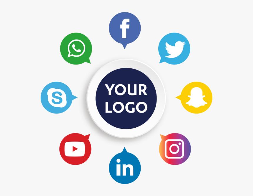 All Social Media Logo Png, Transparent Png, Free Download