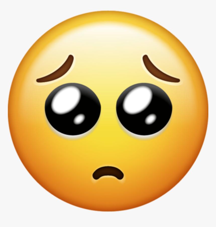 Crying Sad Emoji Png, Transparent Png, Free Download