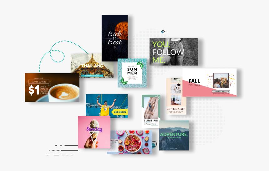 Social Media Post Design Graphic Design Hd Png Download Kindpng