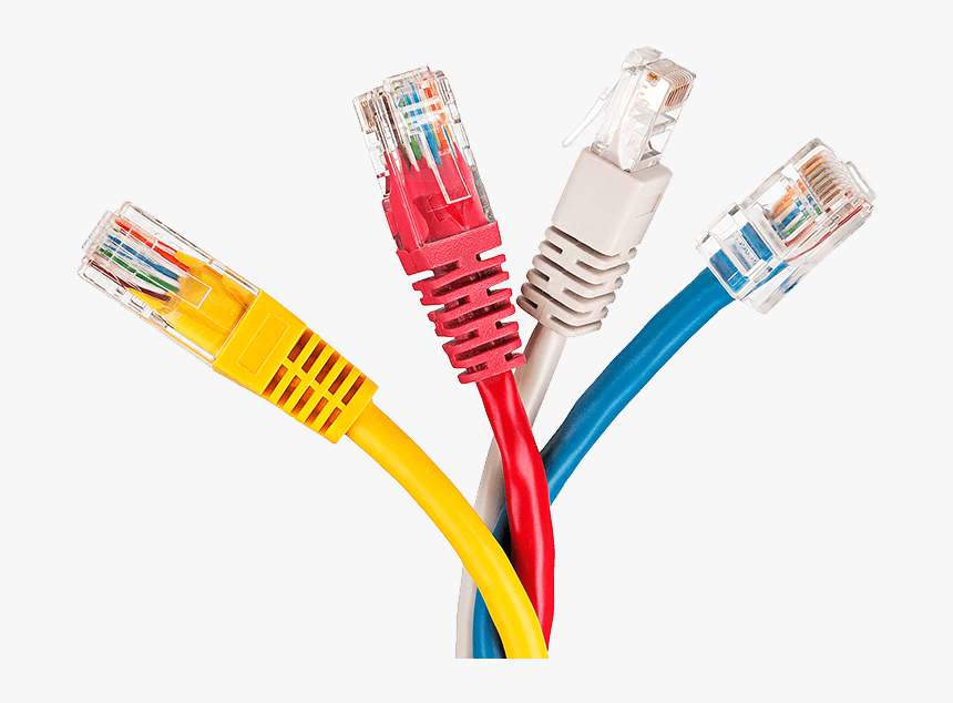 Network Cables Png Lan Cable Png Transparent Png Download Kindpng