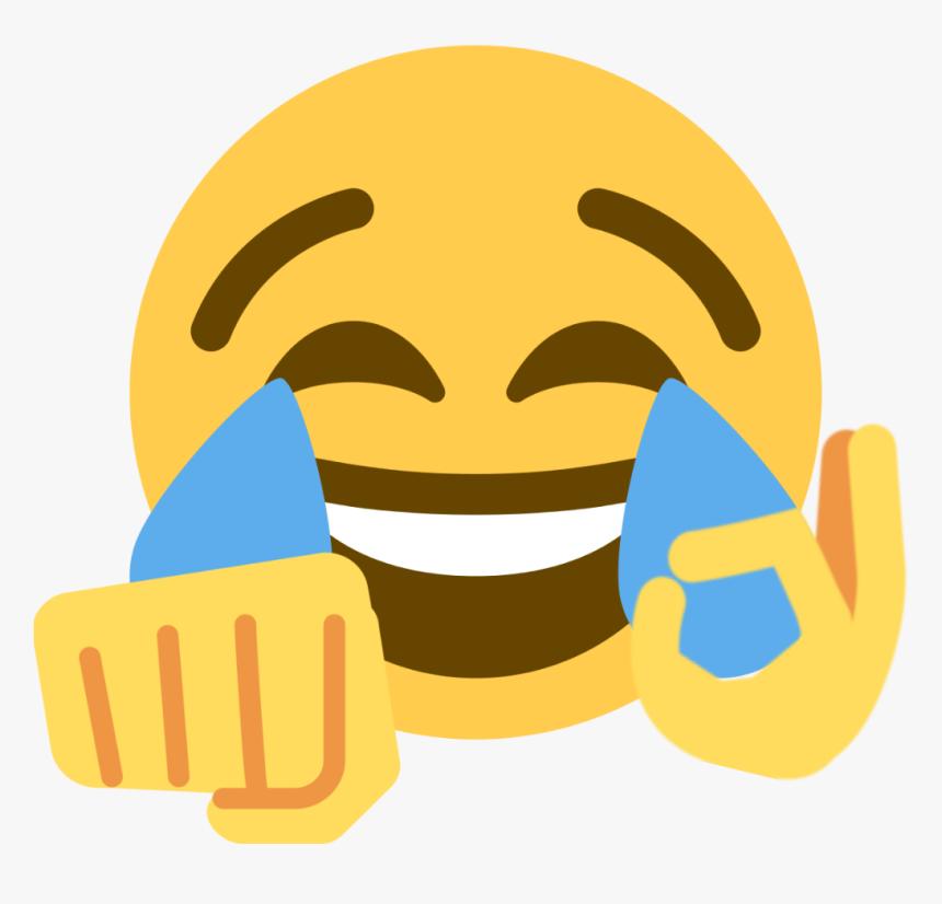 Hitting A Yeet - Laughing Crying Emoji Meme, HD Png Download, Free Download