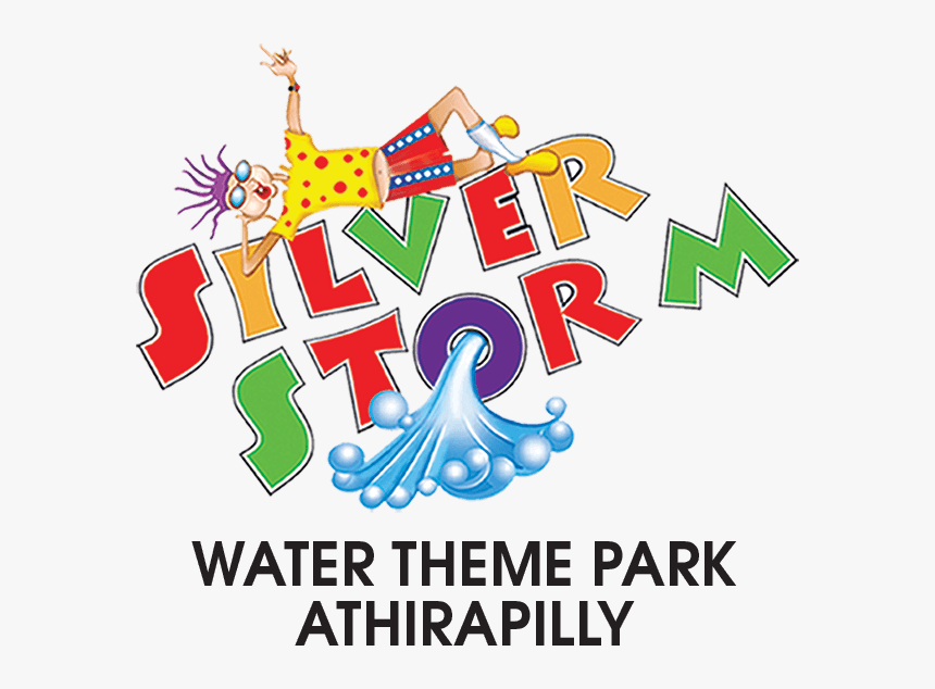 Silver Storm Theme Park Logo Hd Png Download Kindpng