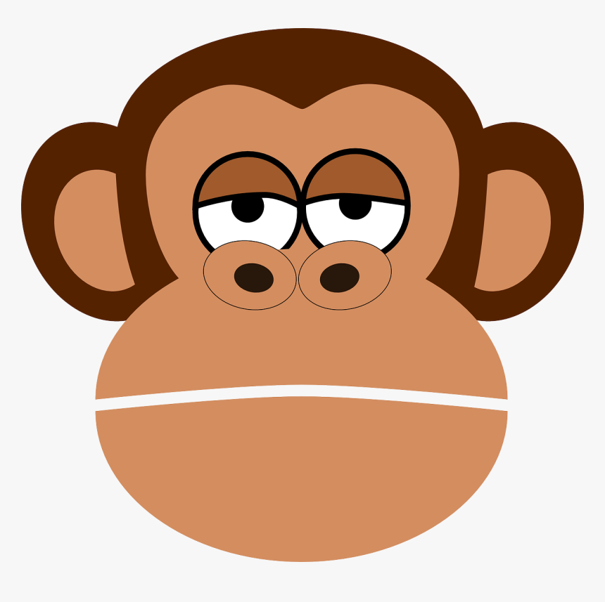 Chimp Clipart, HD Png Download, Free Download