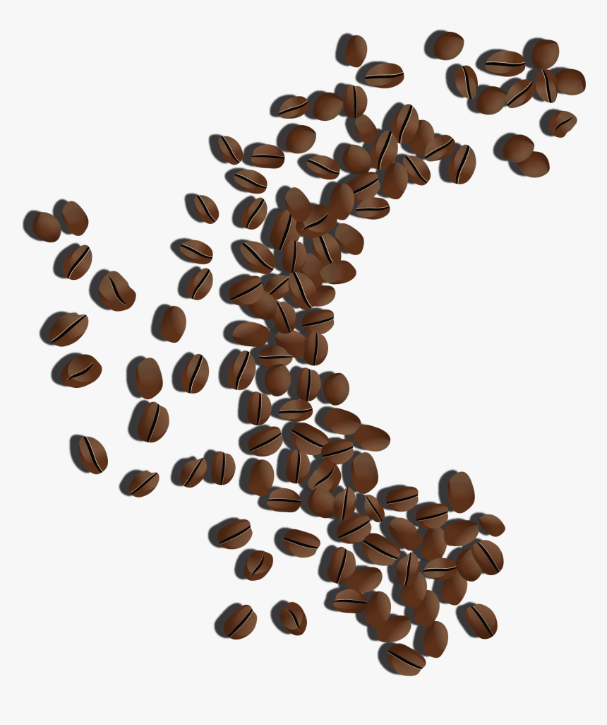 Coffee Beans Clipart Png Image - Coffee Beans Png File, Transparent Png, Free Download