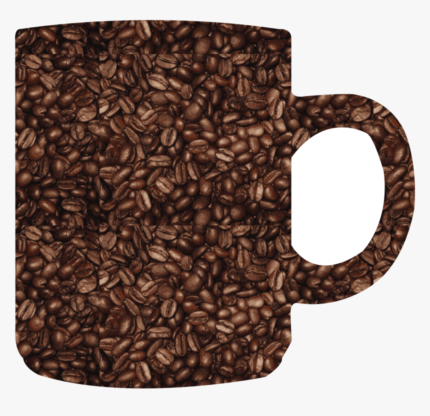 Coffee Bean Coffee Cup, HD Png Download, Free Download