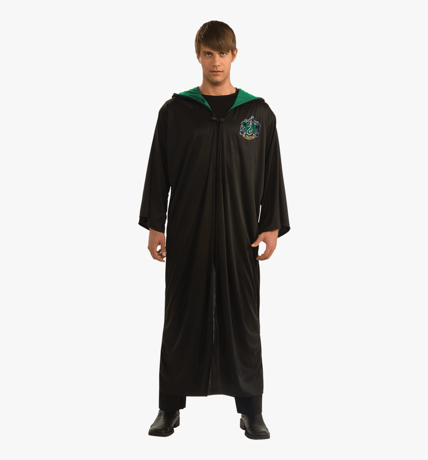 Adult Slytherin Robe - Ravenclaw Harry Potter Robes, HD Png Download, Free Download