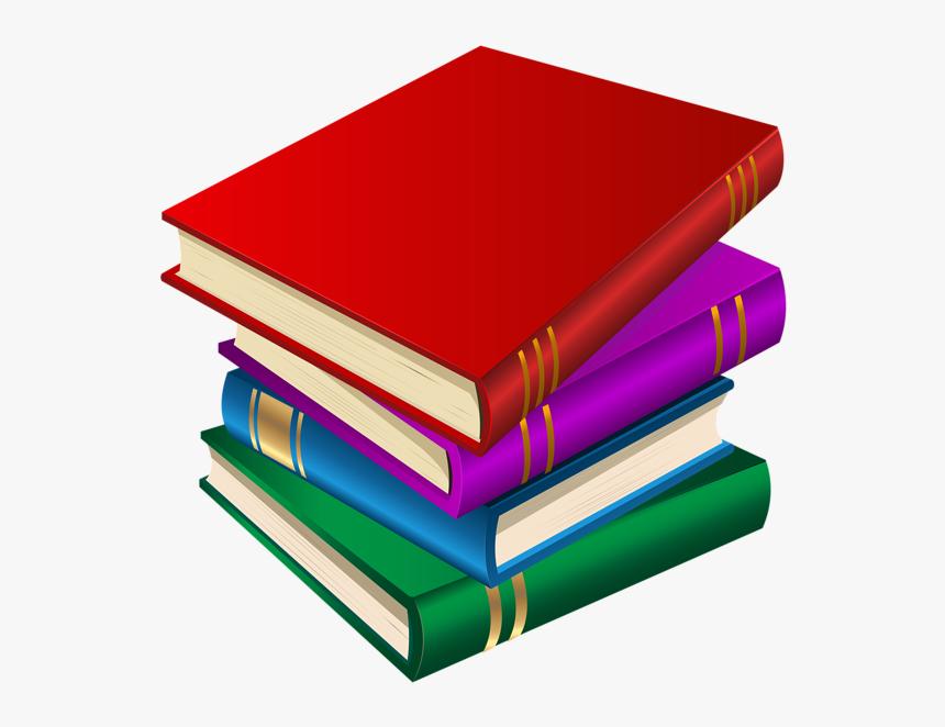 Book Cliparts Transparent Homework Transparent Background Book Clip Art Hd Png Download Kindpng