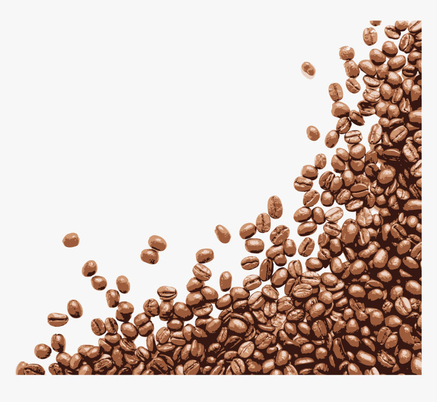 Plant Clipart Coffee Bean - Coffee Bean Clipart - Free Transparent PNG  Clipart Images Download