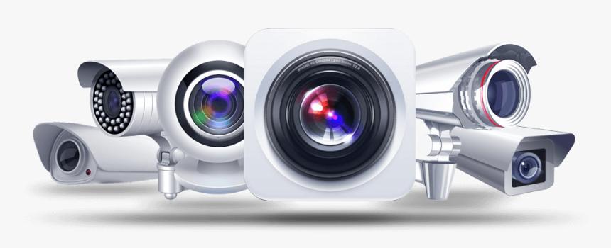Cctv Camera, HD Png Download, Free Download