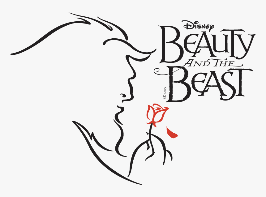 Download Beauty And The Beast Png Pic For Designing - Beauty And The Beast Shape, Transparent Png, Free Download