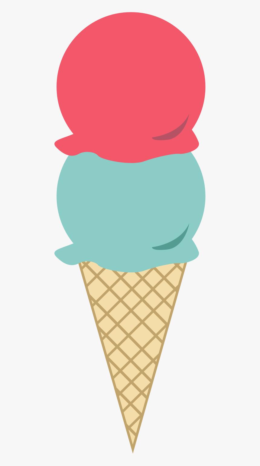 Clipart Ice Cream Cone - Clip Art Ice Cream Cone, HD Png Download, Free Download