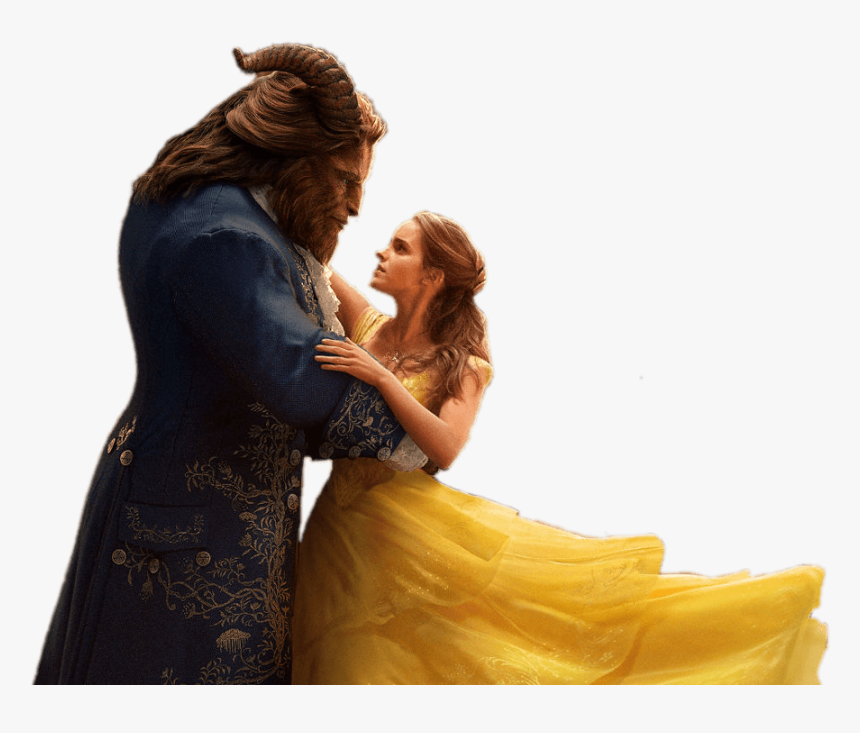 Beauty And The Beast Dancing - Beauty And The Beast Transparent, HD Png Download, Free Download