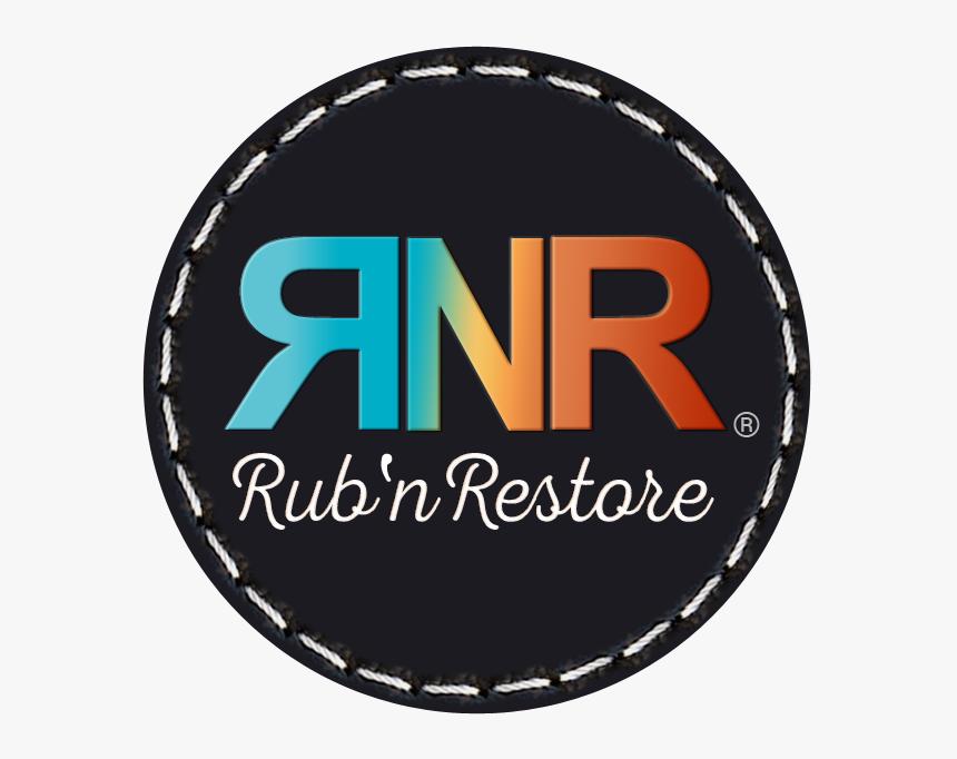 Rubnrestore Logo Round, HD Png Download, Free Download