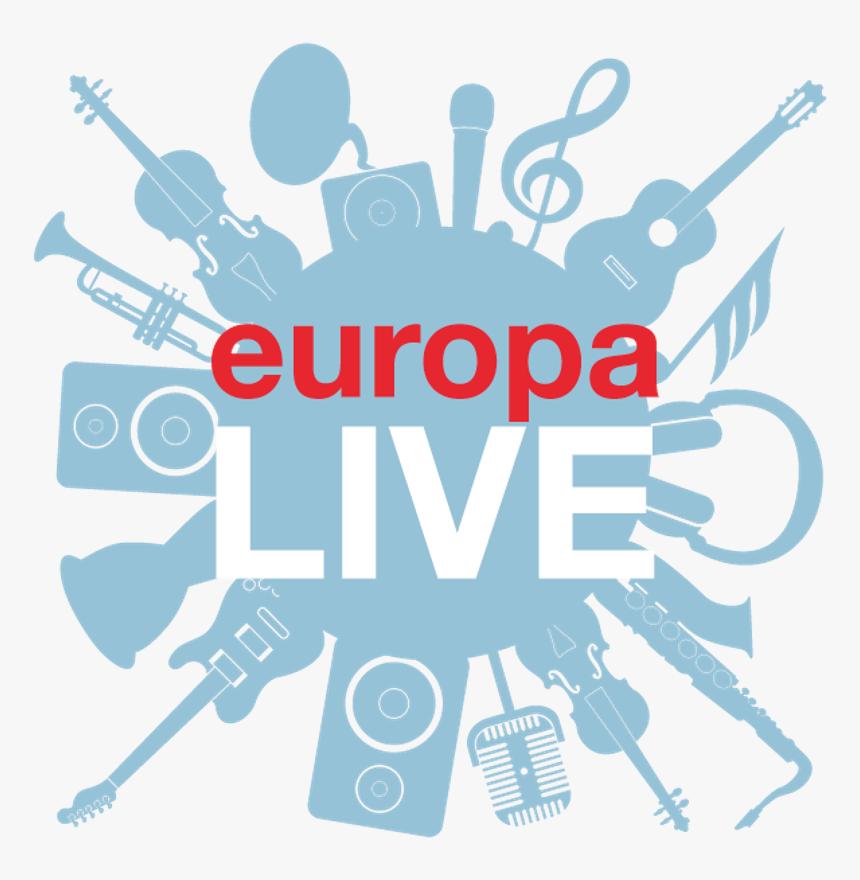 Logo Europe Live, Transparent, HD Png Download, Free Download