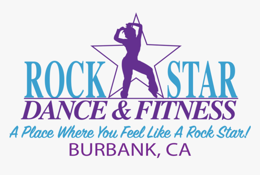 Rock Star Dance & Fitness, HD Png Download, Free Download
