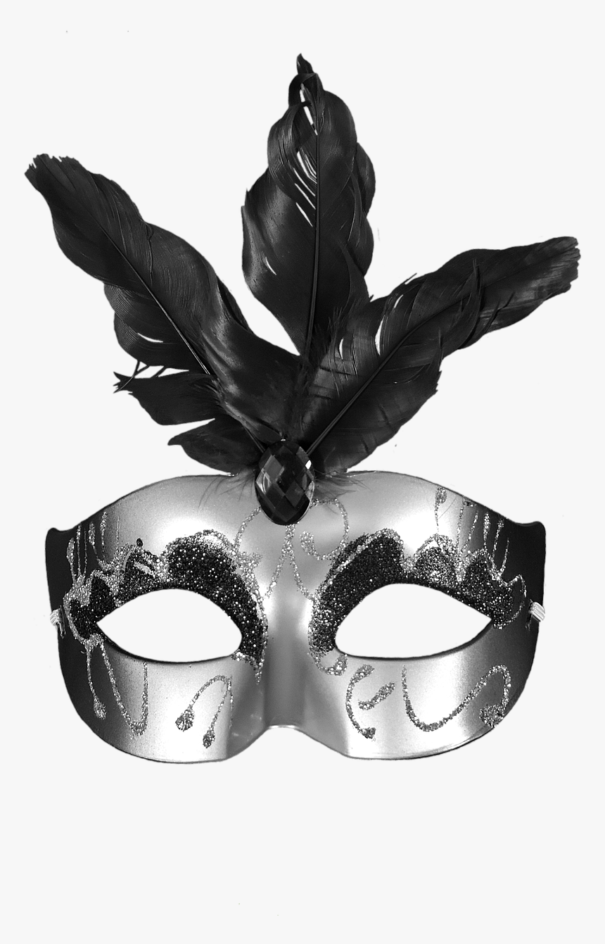 Carnival, Black, Mask, Masquerade, Party, Colorful, HD Png Download, Free Download