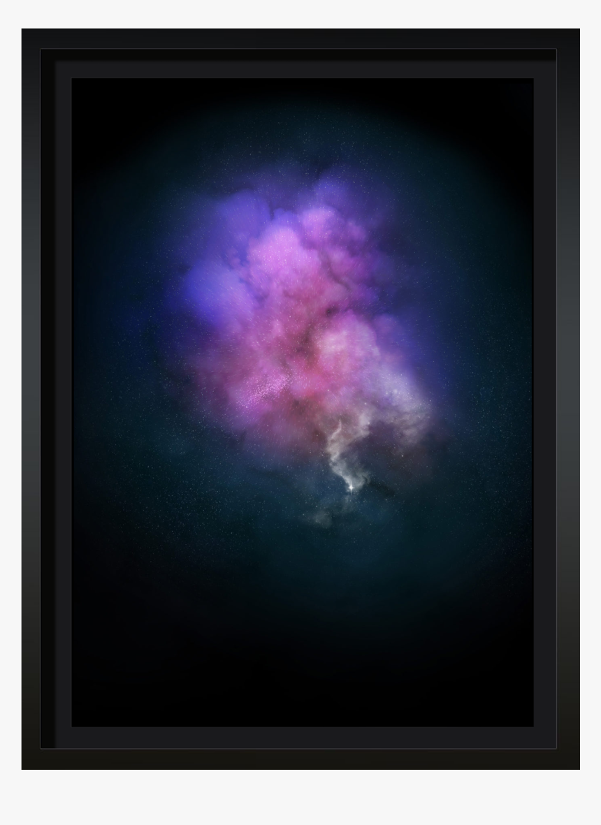 Purple Galaxy Png, Transparent Png, Free Download