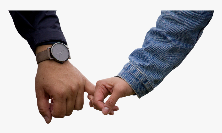 Clip Art A Couple Holding Hands - Holding Hands Transparent Background, HD Png Download, Free Download