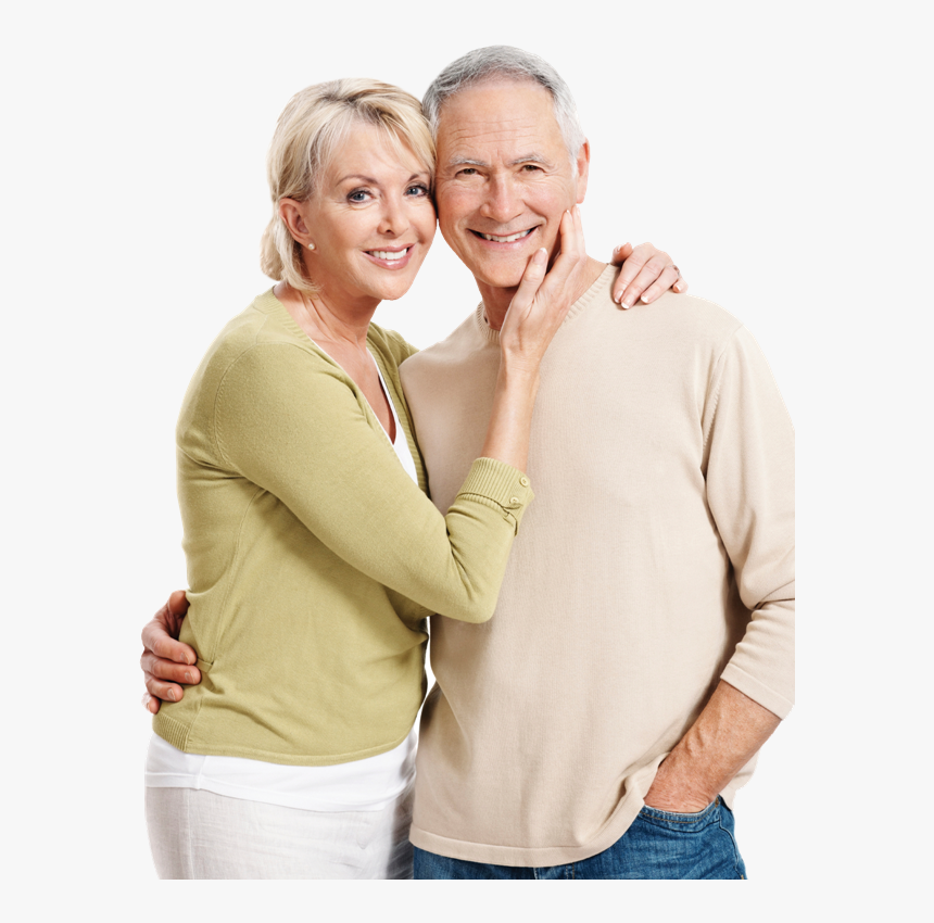 Older Couple Png - Transparent Old Couple Png, Png Download, Free Download