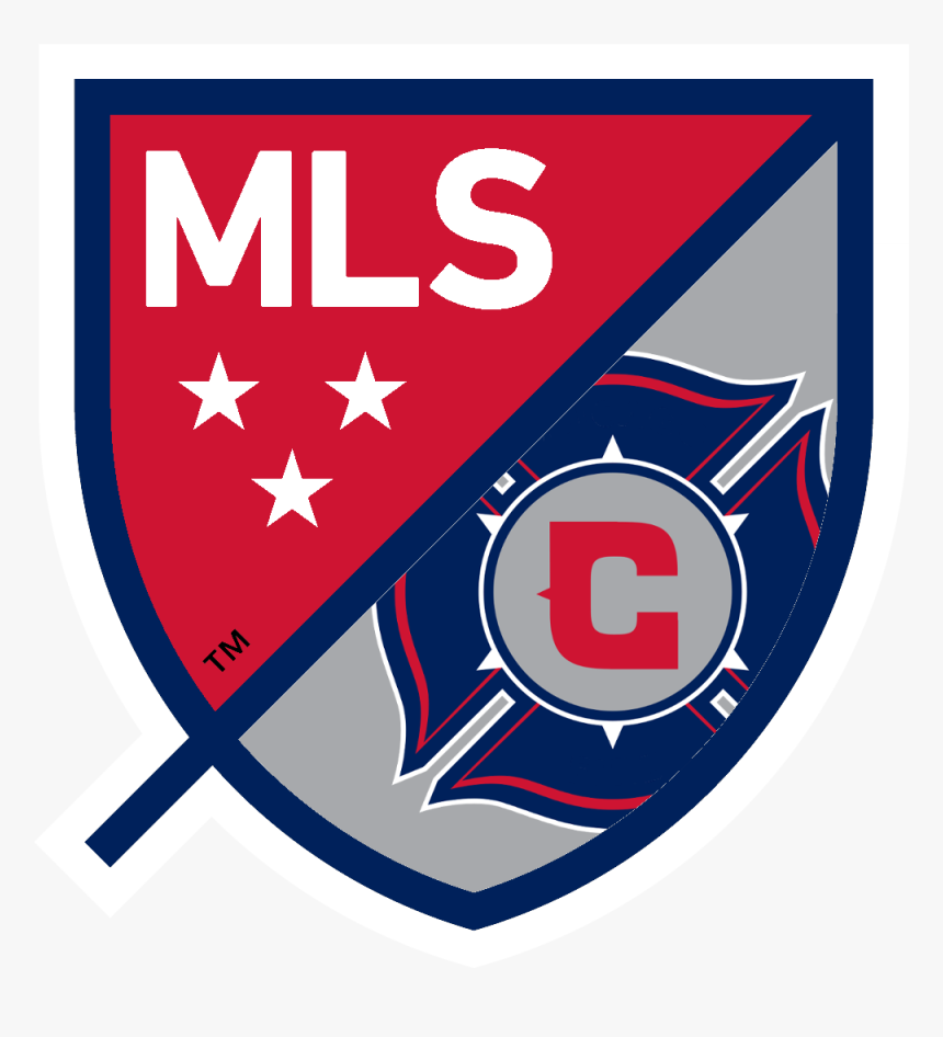 Mls Logo Transparent - Mls Chicago Fire Logo, HD Png Download, Free Download