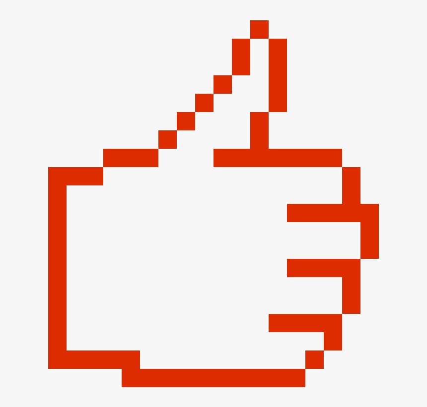 Transparent Thumbs Down Png - Hand Cursor, Png Download, Free Download