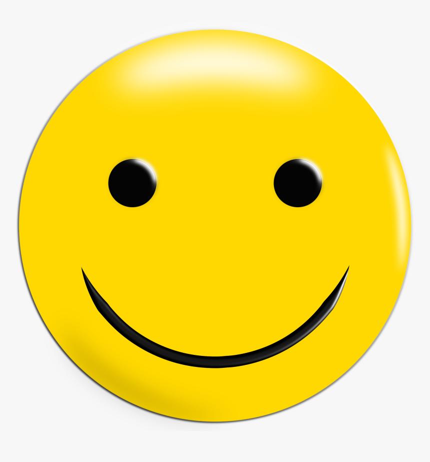 Emoticon Smiley Face Clip Art - Happy Face Emoji Clipart, HD Png Download, Free Download