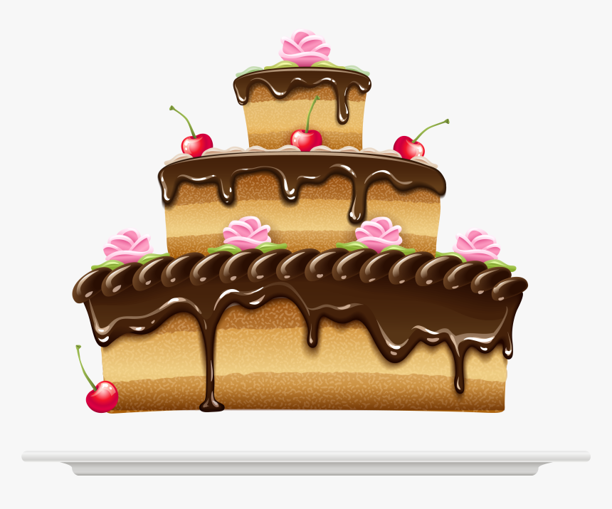 Cake Png Image Transparent Background Birthday Cake Png Png Download Kindpng