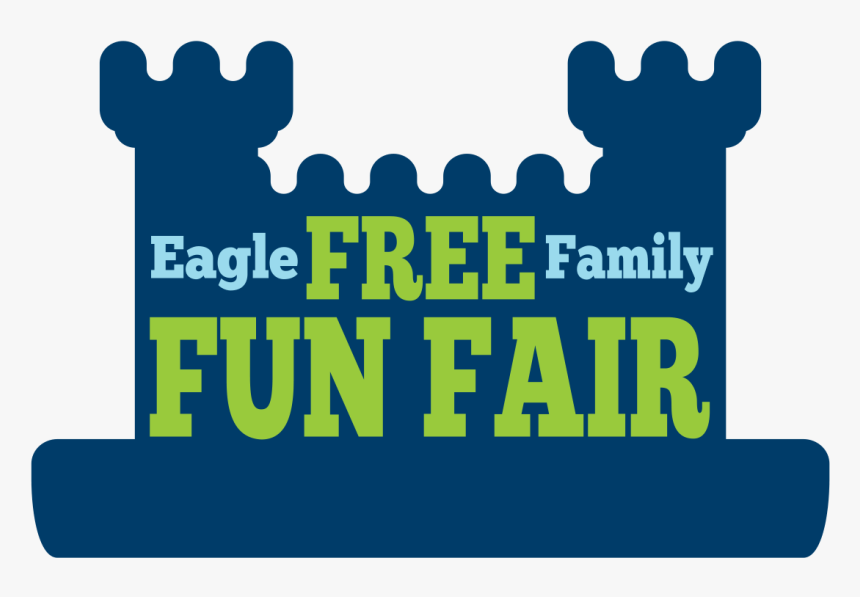Eagle Free Family Fun Fair Logo - Graphic Design, HD Png Download, Free Download