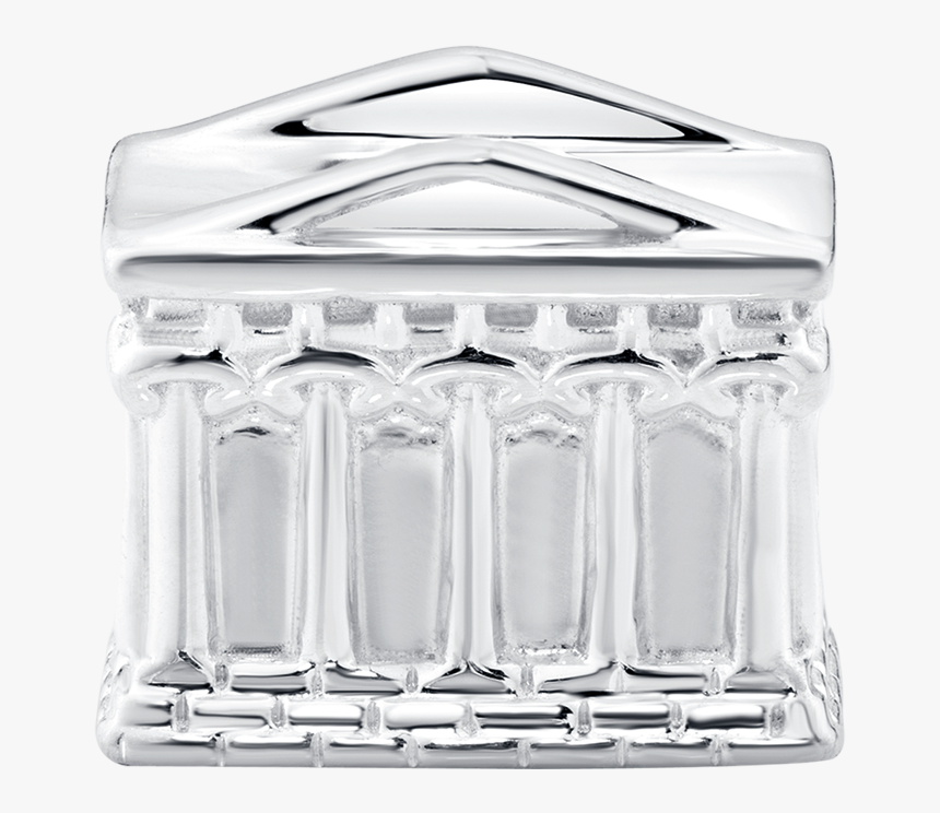 Greek Parthenon Pandora Charm Hd Png