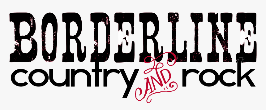 Borderline Country And Rock - Calligraphy, HD Png Download, Free Download